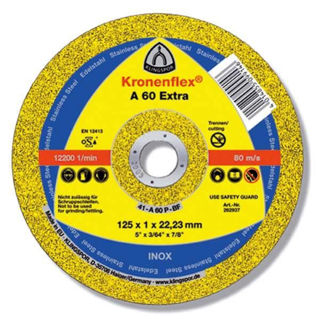 Picture of Kronenflex A60 Stainless Steel Thin Cutting Disc