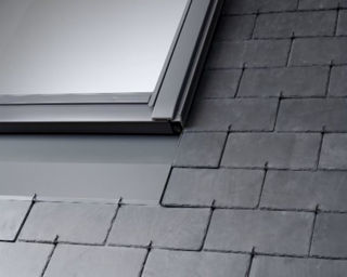 Picture of VELUX - Recessed Slate Flashing (with BDX Collar)
