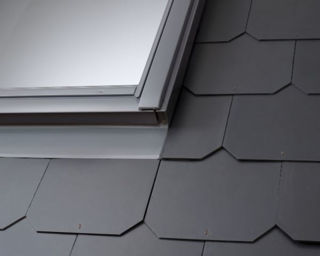 Picture of VELUX - Replacement Slate Flashing, Includes Insulation Collar