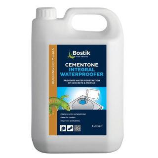 Picture of Bostik Cementone Integral Waterproofer