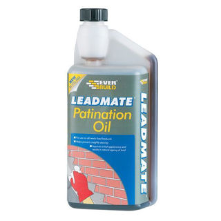 Picture of Everbuild Lead Mate Patination Oil 1lt