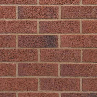 Picture of Wienerberger Peak Bordeaux Rustic Brick (Each)