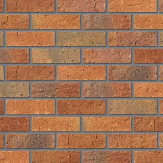 Picture of Kingscourt Worcestershire Red Multi Brick (Each)