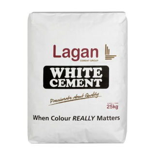 Picture of Lagan White Portland Cement 25kg