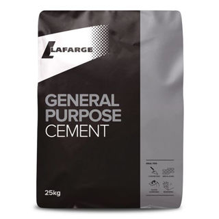 Picture of Lafarge General Purpose Cement 25kg