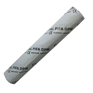Picture of Polythene PIFA Damp Proof Membrane 4m x 12.5m