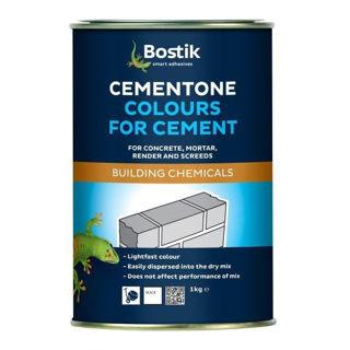 Picture of Bostik Cementone Cement Colour 1kg
