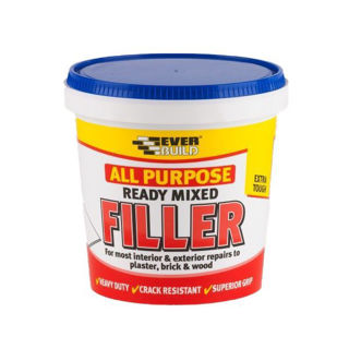Picture of Everbuild Ready Mixed Filler Decorator Pack 1kg