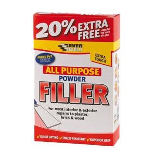 Picture of Everbuild All Purpose Powder Filler 1.5kg