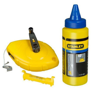 Picture of Stanley 3 Piece Chalk Line Set 50ft