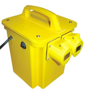 Picture of Tala 3.3KVA Twin Outlet Transformer 110V