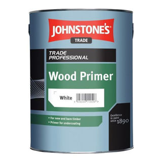 Picture of Johnstone's Trade Professional Wood Primer White