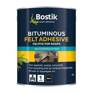 Picture of Bostik Felt Adhesive 5Ltr