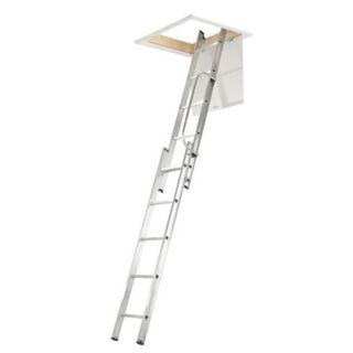 Picture of Abru 2 Section Aluminium Loft Ladder