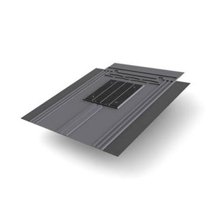 Picture of Glidevale Universal In-Line Flat Slate Vent