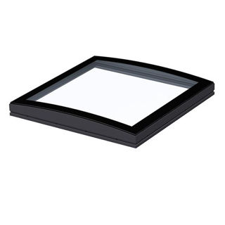 VELUX Curved Glass Top Cover for Flat Roof Window