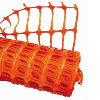 Picture of Kage Orange Barrier Fencing  50m x 1m