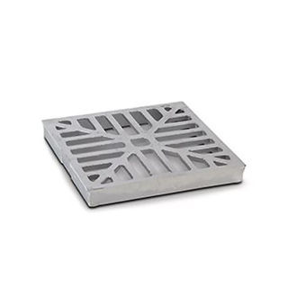 Picture of Polypipe Square Gully Grid Metal UG443