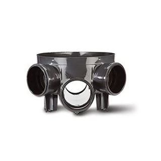 Picture of Polypipe 320mm Inspection Chamber Base UG437