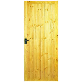 Picture of Exterior Matchboard FLB Door 44mm