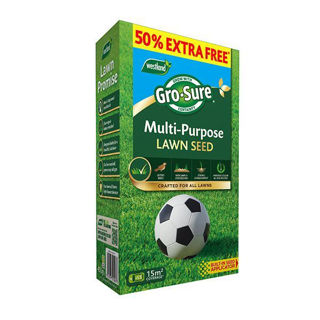 Multi Purpose Lawn Seed Gro-Sure Murdock Builders Merchants