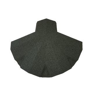 Plastic Ridge 5 Way - Titanium Grey