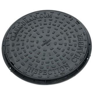 Polypropylene Manhole Cover 450mm