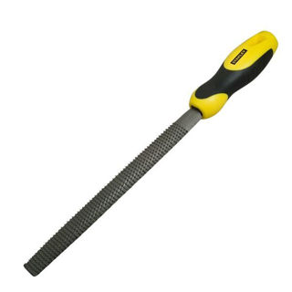 Stanley 200mm(8in) Second Cut Half Round Rasp