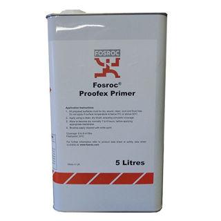 Fosroc Proofex Primer 5L Tin