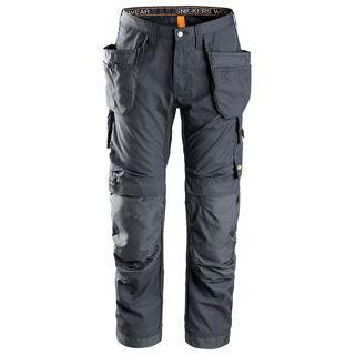 Snickers  Trousers Steel Grey Murdock Builders Merchant