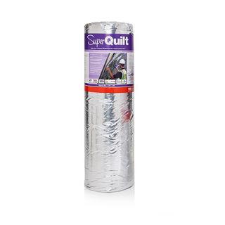 Roll Superquilt Foil Tape 75mm x 50m