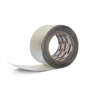 Visqueen Foilback Girth Joint Tape 75mm x 50m Murdock Builders Merchants
