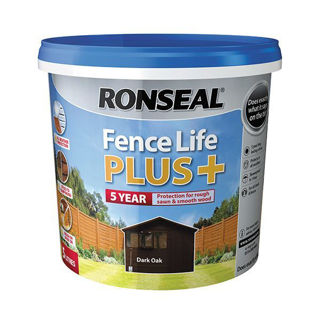 Picture of Ronseal Fencelife Plus 5L