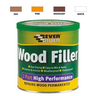 Everbuild 2 Part Wood Filler