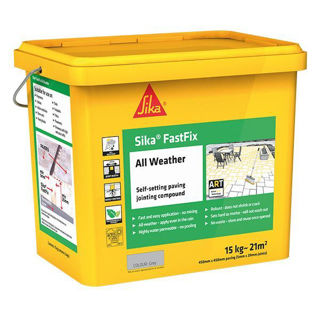 Sika Fastfix All Weather Joint Compound Grey 14kg