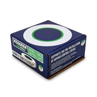 Visqueen Double Sided Vapour Tape 20mm x 50m