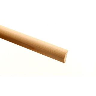 Redwood 21 x 8mm Half Round 2.4m