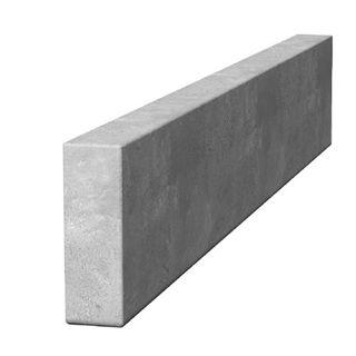 Concrete Kerb Flat Top Murdock Builders Merchants