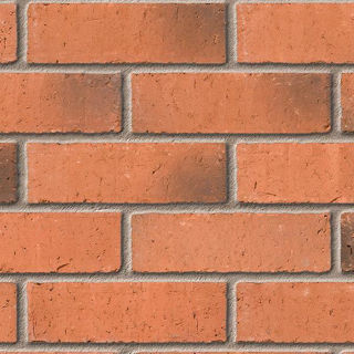Picture of Ibstock Priory Weathered Red Brick (Each)