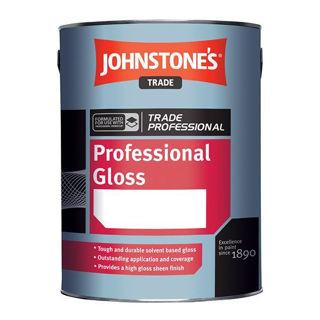 Johnstone's Trade Professional Black Gloss Murdock Builders Merchants