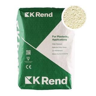 K-Rend K1 Spray Arran 25kg Murdock Builders Merchants