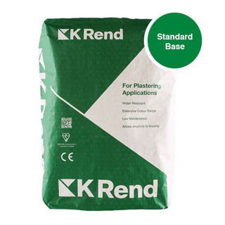 K-Rend UF Standard Base Coat 25kg Murdock Builders Merchants