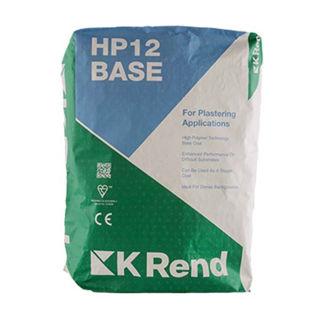 K-Rend HP12 Base Coat 25kg Murdock Builders Merchants
