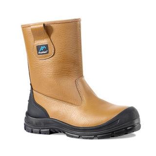 Brown Rigger Boot Murdock Builders Merchants