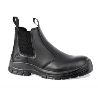 Tomcat Oregon Dealer Boot Black Murdock Builders Merchants