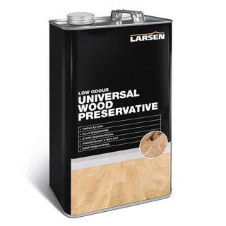 Larsen Universal Wood Preserver 5L Murdock Builders Merchants