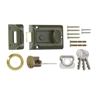 Picture of Era Traditional Nightlatch - Brass Cylinder (Pre-packed)