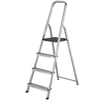 Aluminium Step Ladder EN131 4 Tread