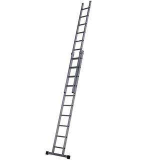 Double Extension Ladder 3.08m - 5.11m