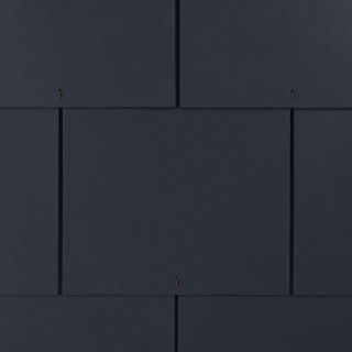 Thrutone Endurance Smooth Blue Black Fibre Cement Slates 600 x 300mm Murdock Builders Merchants